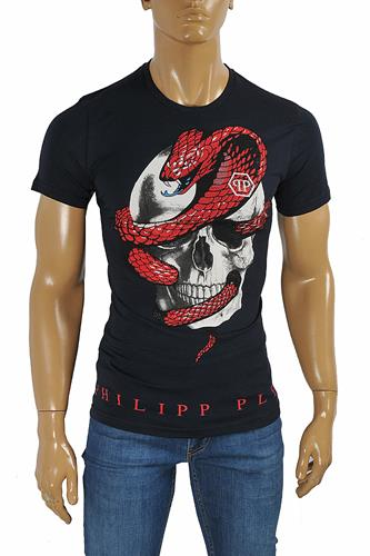 PHILIPP PLEIN Cotton T-shirt #1